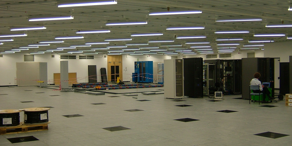 Bracknell Data Storage Centre Floor