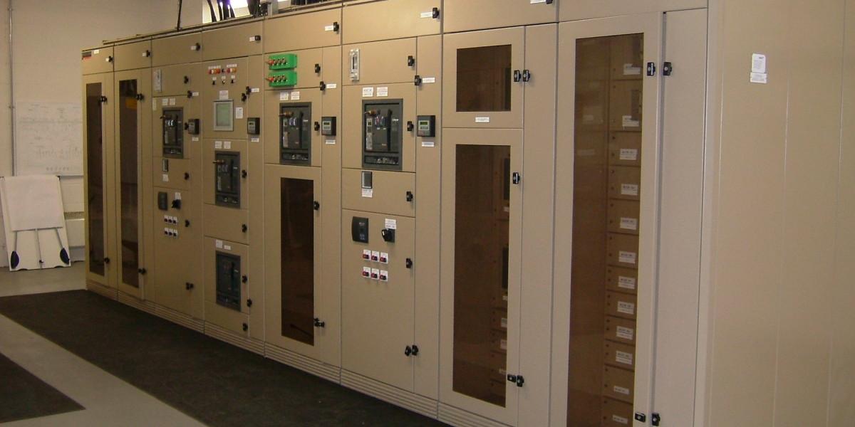 Data Mains Intake Room